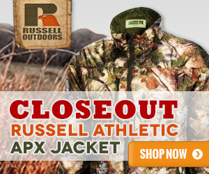 Russell Outdoors Jacket