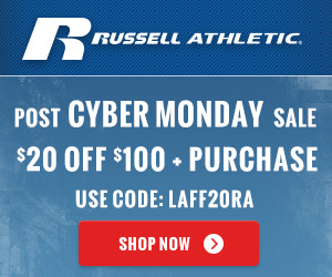 Cyber Monday $20 off $100 purchase