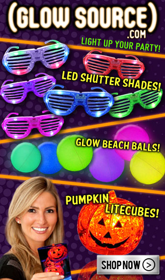 Glowsource Halloween Party Supplies