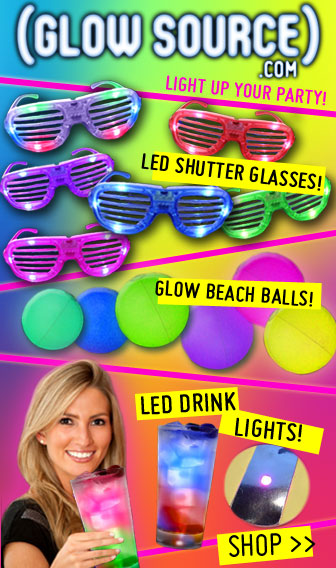 Glow Party Supplies
