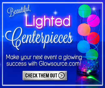 Lighted Centerpieces