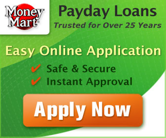 Payday Loans from Money Mart