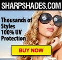 Designer Sunglasses - 90% Off!