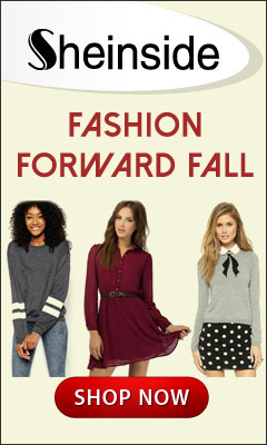 SheInside is Fashion Forward for Fall