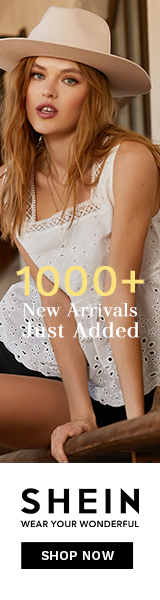 1000+ NEW ARRIVALS at us.SHEIN.com. No code required. Offer expires 04/18/2021