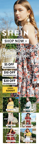 Transition into New Season at au.SHEIN. Take up to au$20 off with Code. Offer Expires 07/19/2020