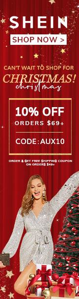 Hottest SHEIN Deals - Save big at au.SHEIN.com - Code Available on Homepage. Offer code subject to change. Offer Expires - 12/16