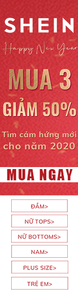 Happy New Year from SHEIN.com.vn! Enjoy Savings and No Code Required. Offer Expires 01/20/2020