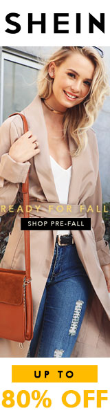 Get Ready for Fall and save up to 80%! Only at us.SheIn.com! Ends 10/2