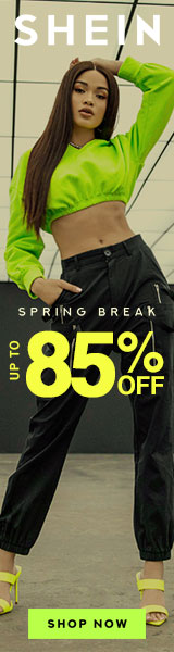 Spring Break Savings - Save $30 off $189 at us.SHEIN.com with code BSR30 Offer Expires - 02/25