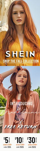 Introducing Madelaine - $30 off orders of $189 or more at us.SHEIN.com with code MDP30 Offer Expires - 08/26
