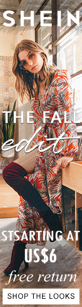 Fresh Off  The Runway for Fall at us.SHEIN.com - Starting at $6. No Code Required. Offer Expires - 09/30