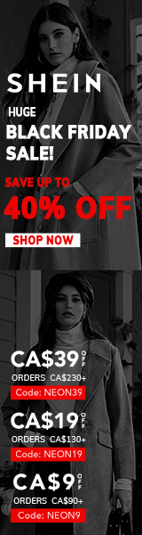 Hottest SHEIN Deals - ca.SHEIN.com - Code Available on Homepage. Offer code subject to change. Offer Expires - 11/18