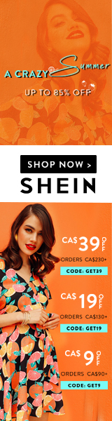 Weekly Deal - ca.SHEIN.com with code GET39 Offer Expires - 06/10