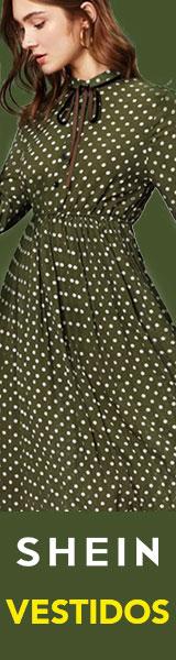 Fantásticas ofertas en vestidos! Visítanos es.SheIn.com - Oferta por tiempo limitado!