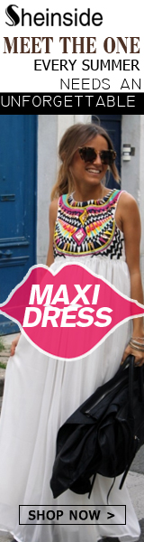 Save on Maxi Dresses at SheInside.com!  Click for details.