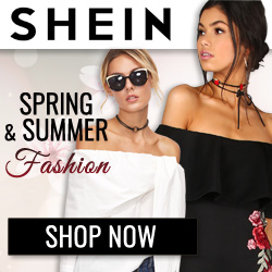 Hot women's fashion at SheIn