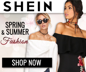 Hot women's fashion at SheInside