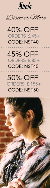 Enjoy 50% off orders ?155+ with Coupon Code NST50 at SheIn.com! Ends 1/9