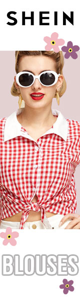 Fantastic Deals on Blouses!  Visit us.SheIn.com Limited Time Offer!