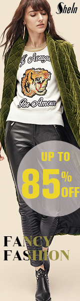 Fancy Fashion Sale. Items up to 85% off at us.SheIn.com! Ends 1/2