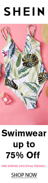 Shop the Swimwear Sale at SHEIN.com. Save up to 75% Off Now!