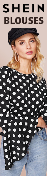 Fantastic Deals on Blouses!  Visit SheIn.com Limited Time Offer!