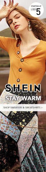 Stay Warm with Shein.com. UP TO 75% OFF! Shop Sweaters and Sweatshirts starting at $5! Offer ends 11/5!