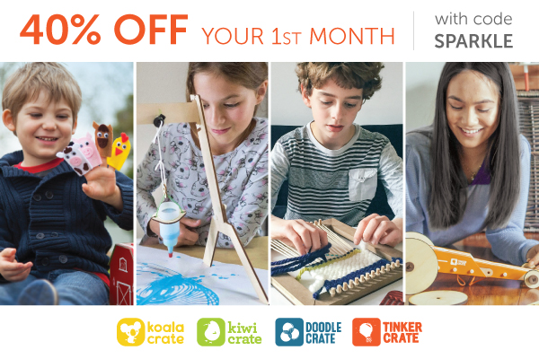 Get 40% Off Your First Month!