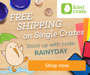Kiwi Crate Single Crate Free Shipping