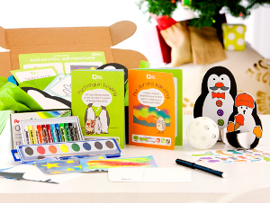 Delightful kids' crafts delivered right to your door. shop now ››