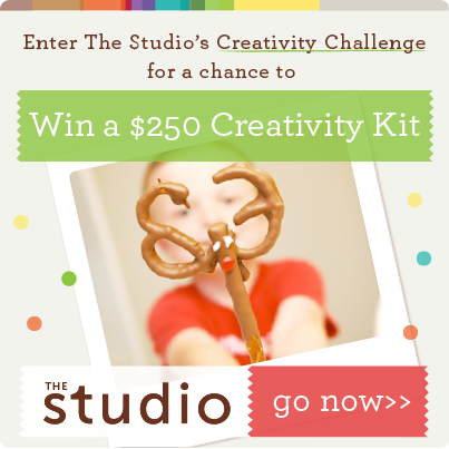 The Studio arts and craft creativity contest