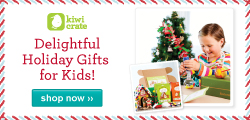 Delightful holiday gifts for kids. Shop Kiwi Crate ››