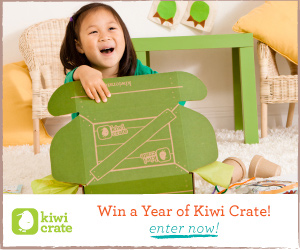 Win a Year of Kiwi Crate