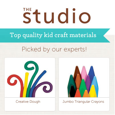 Introducing the Studio Kids Arts & Crafts Materials Store