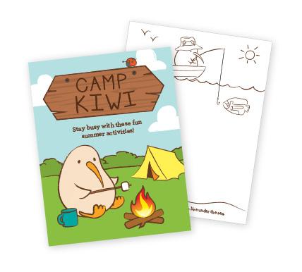 Free digital magazine from Kiwi Crate