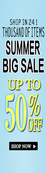 sales up to 50% off