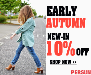 New autumn fashion from Persun