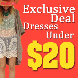 Exclusive Dress Sale All Under $20 at Persun