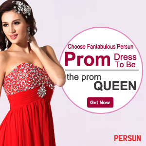 Choose Fantabulous Persun Prom Dresses To Be The Prom Queen