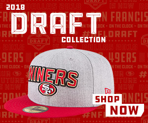 Shop Buckner 49ers NFL Draft Gear