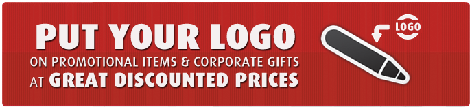 OSP Banner Put Your Logo on Promo Items