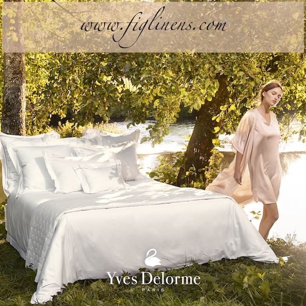 Yves Delorme Mother's Day Sale on Classics Mom Will Love