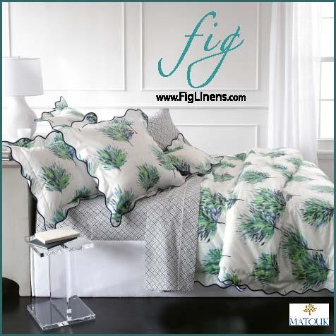 Hemingway Bed at FigLinens