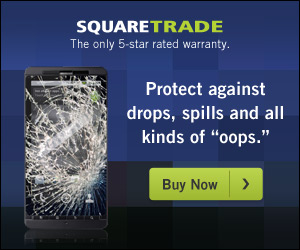 Square Trade - Warranties that make sense