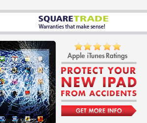 Square Trade - Stop overpaying for iPad insurance.