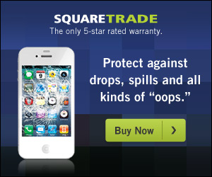 Square Trade - Stop overpaying for iPhone  or Android insurance.