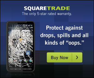 Square Trade - Stop overpaying for smartphone insurance.