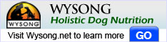 Holistic Dog Nutrition