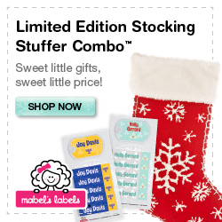 Mabels Labels Stocking Stuffer